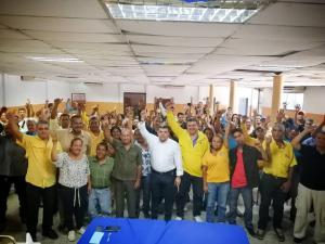 Comité Político Regional de PJ exige a Dirección Nacional debido proceso para Luis Parra