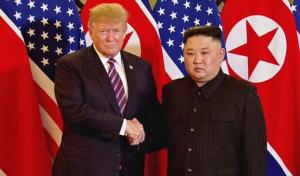 """Pionyang dice que la desnuclearización está """"fuera de la mesa negociadora"""" con EEUU"""
