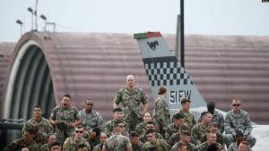 Pentágono preocupado por supuesta simpatía entre tropas estadounidenses y Rusia
