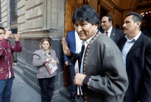 MAS nombró a Evo Morales como jefe de campaña para próximas elecciones en Bolivia
