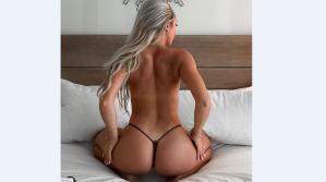 ¡Dios! Aparecieron más FOTOS calientes de Jenny, la modelo que desplazó con su trasero a las Kardashian