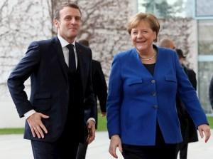 Merkel reúne a los implicados en conflicto libio con moderado optimismo este #19Ene