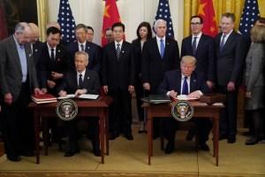 China aumentará las importaciones de EEUU con los principios del mercado
