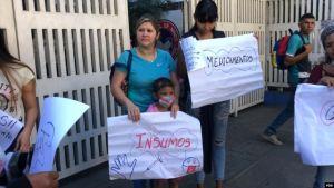 Mortalidad infantil, de la mano con la crisis venezolana