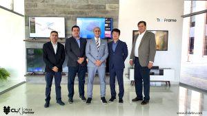 Sedes de CLX reciben a Samsung Electronics Latinoamérica