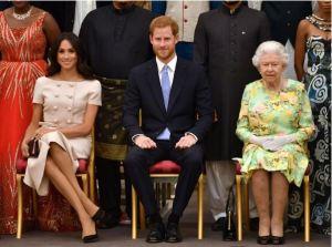 El acuerdo al que llegaron Harry y Meghan con la reina Isabel II y sus puntos oscuros