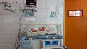 Hospitales de Bolívar cumplen un año y nueve meses sin terapia intensiva neonatal