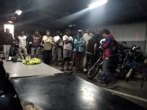 PoliChacao entregó a 23 personas en situación de calle a un Centro de Atención Integral