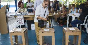 Retiraron el material electoral tras suspensión de las elecciones en República Dominicana (Video)