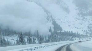 Dos hombres fueron enterrados tras avalancha de nieve en Colorado