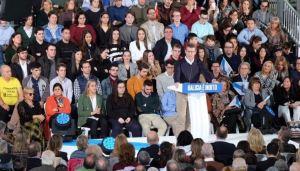 Presidente a la Junta de Galicia manifestó su respeto y confianza en Guaidó (Video)