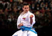 Antonio Díaz envió un mensaje tras ganar la medalla de plata en la final de kata de Dubái (Video)