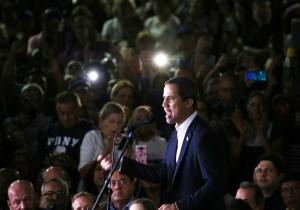Juan Guaidó: Como sea, acabaremos con esta tragedia