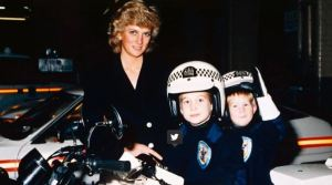 El comportamiento irresponsable de la princesa Diana con William y Harry