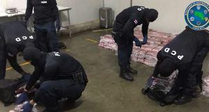 Costa Rica decomisó el contrabando de drogas más grande en su historia (Videos)