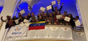 ONU nombró a la Unimet como la mejor delegación internacional en Harvard (Fotos y Video)