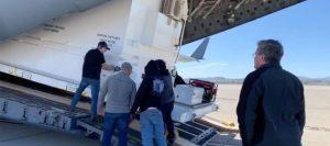 El Rover Mars 2020 llegó a Florida para su próximo lanzamiento