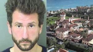 Hombre acusado de invasión cerca del complejo Trump Mar-a-Lago