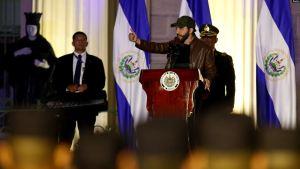 Bukele: La separación de poderes no está en riesgo en El Salvador