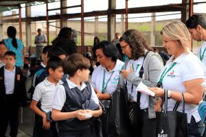 Más de 650 horas de solidaridad brindó el voluntariado Banesco