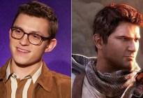 "Tom Holland se encuentra ""listo"" para interpretar a Nathan Drake en Uncharted"