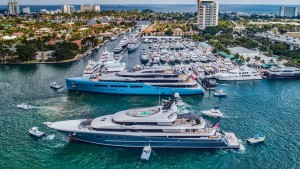 Desde yates con energía solar hasta mariscos sostenibles, Miami Boat Show combina Blue Sea con Going Green