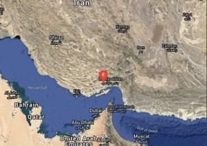 Sismo de magnitud 5.5 en el sur de Irán