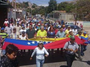 Barquisimeto respondió al llamado de Guaidó para avanzar en el Pliego Nacional de Conflicto (Fotos)
