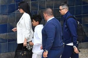 ¡Increíble! Justicia portuguesa investiga al hijo de Cristiano Ronaldo