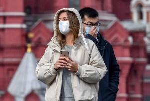 Moscú avanza en la desescalada con unos 650 contagios diarios