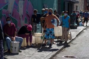 Monitor Ciudad: Durante los últimos 14 meses, los caraqueños han recibido agua solo tres veces a la semana