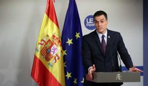 """España ve cerca la contención de la epidemia y aspira a un nuevo """"pacto"""" económico"""