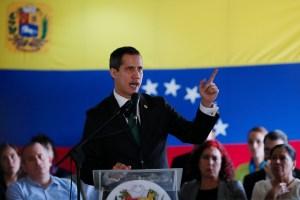 Guaidó creó la Comisión Especial de Seguridad para retomar tratados con la DEA (Video)