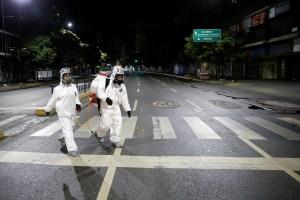 Tasa de mortalidad por coronavirus en Venezuela supera a la de Colombia