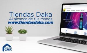 Tiendas Daka brinda la comodidad a los venezolanos de adquirir sus productos desde casa