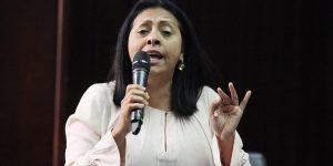 Dignora Hernández: Afectados por lluvias en Aragua no pueden esperar por consultas y simulacros electorales