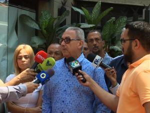 Joel García: Echegaray no fue contagiado por la visita, debió ser por un custodio u otro preso