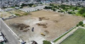 Así construyen dos nuevos cementerios en Ecuador para fallecidos de Covid-19 (Video)