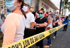 Florida abrirá cinco hospitales de campaña tras más de 300 muertes por Covid-19