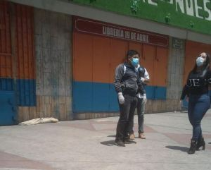 Sntp denunció hostigamiento a corresponsal de Telemundo51 en Petare #8Abr