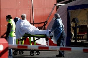 Francia supera los 12.000 fallecidos por el coronavirus