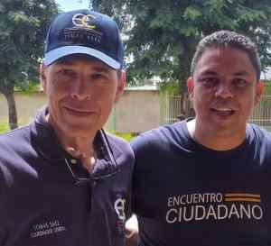 Tomás Sáez: Encuentro Ciudadano reitera su apoyo a Juan Guaidó