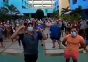 Tres vuelos y listados: La petición de los turistas argentinos varados en Cuba durante la pandemia (VIDEO)