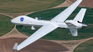 Someten a prueba en espacio aéreo civil la versión comercial de un dron militar estadounidense
