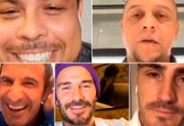"""Ronaldo, Beckham, Figo, Roberto Carlos y Casillas: """"Los Galácticos"""" del Real Madrid se reencuentran"""
