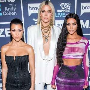 En video: Esto fue lo que hizo Khloé Kardashian después del violento encontronazo entre sus hermanas