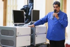 La supuesta cifra de pruebas que Maduro jura haber realizado para contener al coronavirus