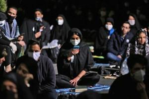 Irán bate récord de contagios al registrar casi 4 mil infecciones en un día