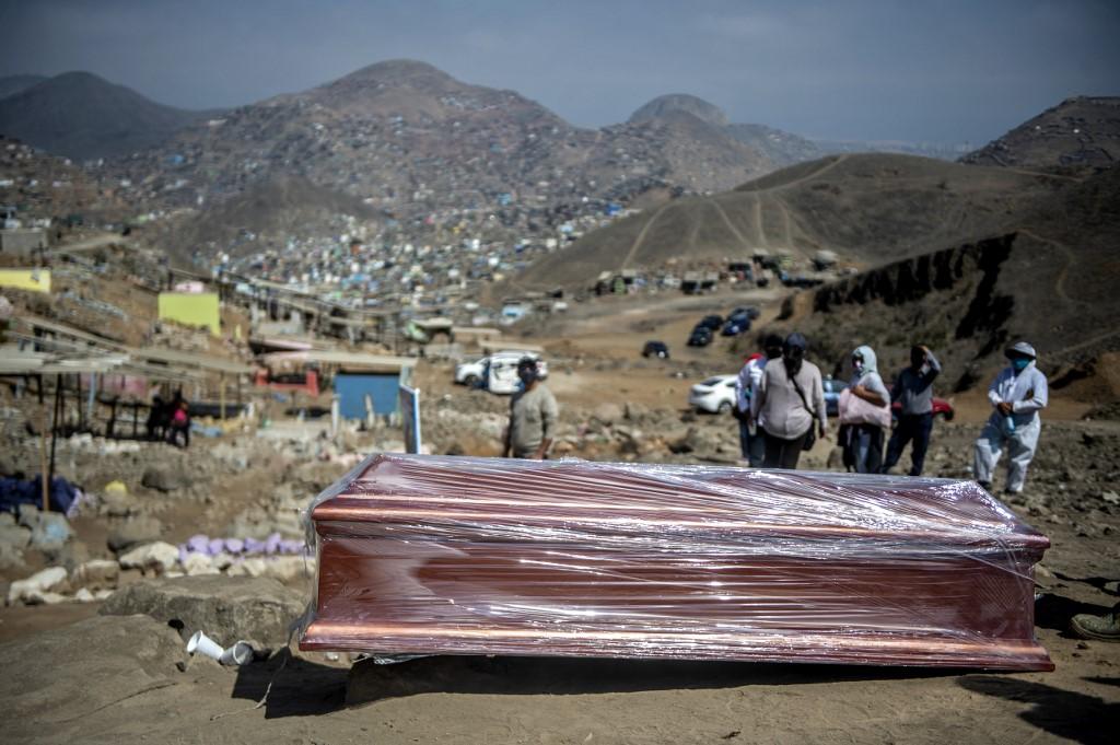 Catástrofe silenciosa: América Latina está perdiendo la batalla contra el Covid-19
