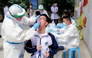 China registra 31 nuevos contagios de coronavirus; octavo día por debajo de 100 casos
